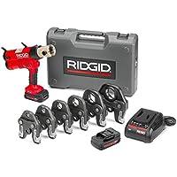 Ridgid 43368 Kit Rp-340C + 1/2-1 Pp Jaws Basic Facts