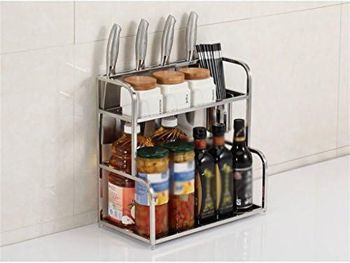 Mobili da cucina Cucina scaffale Spatola 2 layer Wall ...