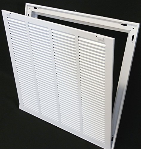 24 Quot X 14 Steel Return Air Filter Grille For 1 Quot Filter
