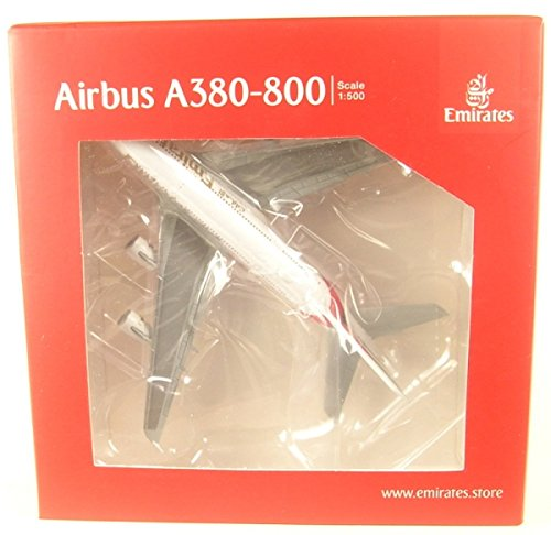 Herpa 514521004Emirates Airbus A380