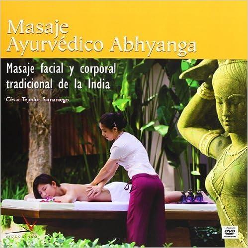 Not puzzle Indian facial massage