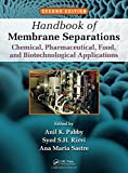 img - for Handbook of Membrane Separations: Chemical, Pharmaceutical, Food, and Biotechnological Applications, Second Edition book / textbook / text book