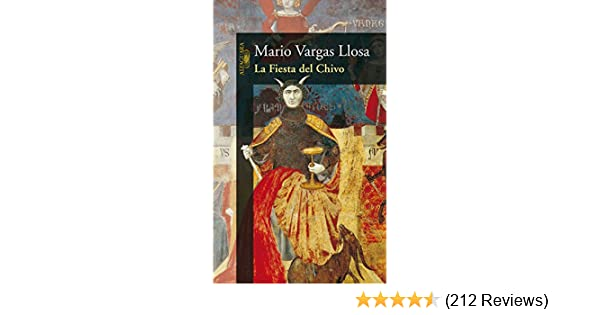 La fiesta del chivo: Mario VARGAS LLOSA: 9788420470177: Amazon.com: Books