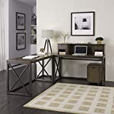 Home Styles 5079-15271 Xcel Home Office 5 Piece Ensemble