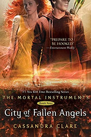 book cover of City of Fallen Angels