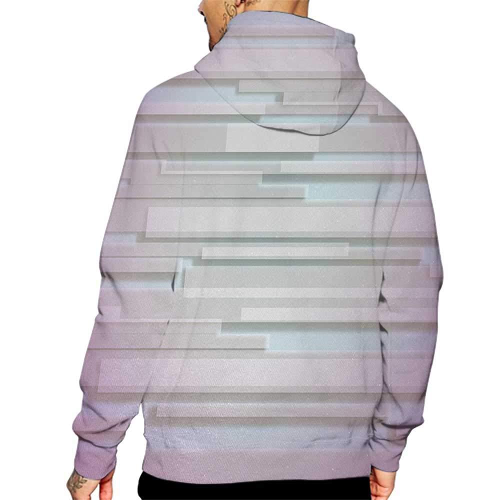 Hoodies Sweatshirt/Men 3D Print Minimalist,Trippy Shaped and Unusual Figures with Vivid Visual Effects Art Image,Dried Rose Lilac Sweatshirts for Women Hoodie Pullover
