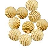 Dealglad® New Natural Insect Repellent Moth-proofing Camphor Wood Balls ,25 Pcs