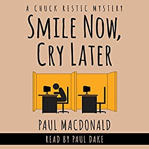 Smile Now, Cry Later Audiobook