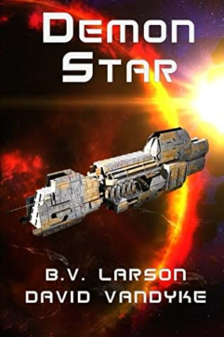 book cover of Demon Star