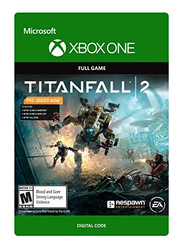 Titanfall 2 - Xbox One [Digital Code] by Electronic Arts