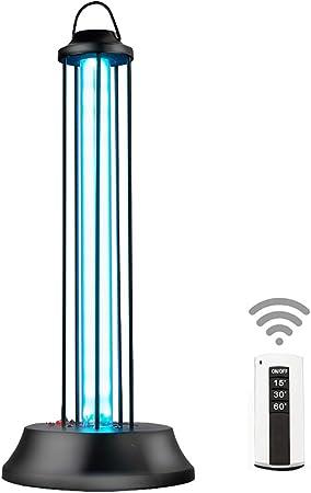 Lampada UV da tavolo disinfezione ad aria Uccide