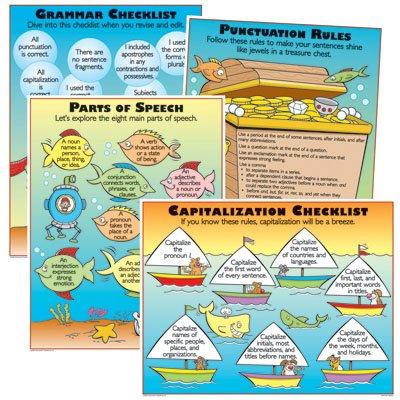 Basics Teaching Poster Set - 9