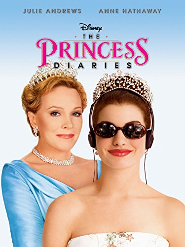 Disney Princesses Movies (The Princess Diaries)