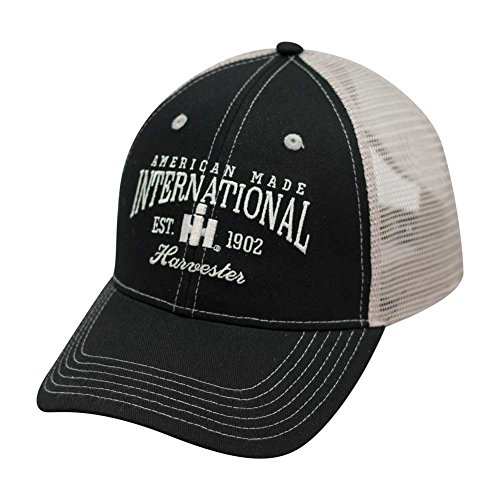 International Harvester Two Tone Mesh Back Trucker Cap