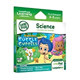 LeapFrog Learning Game: Bubble Guppies (for LeapFrog Epic, LeapPad Platinum, LeapPad Ultra, LeapPad1, LeapPad2, LeapPad3, Leapster Explorer, LeapsterGS Explorer)