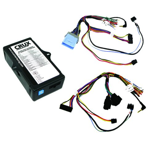 SWRGM-51 Radio Replacement Interface to retain Factory Steering Wheel Control and Warning Chime functions on select GM LAN 11-Bit vehicles with Bose Amplified and Non-Amplified Systems (2006-2011) ()