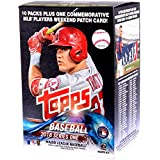 2018 Topps Baseball Series 1 Factory Sealed 10 Pack Box - Baseball Wax Packs