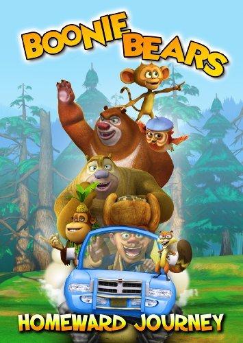 - Boonie Bears, Homeward Journey by Briar Bear