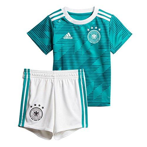 adidas 2018-2019 Germany Away Baby Kit