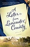img - for A Letter from Lancaster County (Lancaster Discoveries Book 1) book / textbook / text book