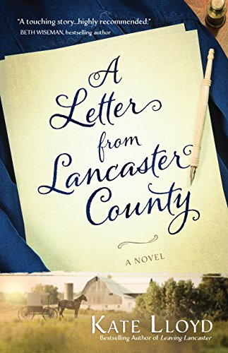 A Letter from Lancaster County (Lancaster Discoveries Book 1) cover