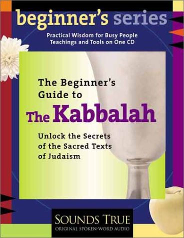 Beginner's Guide to the Kabbalah (Beginner's Guide Series) by Brand: Sounds True, Incorporated