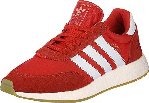 adidas I-5923, Zapatillas de Deporte Para Niños Rojo (Rojo/Ftwbla/Gum3 000)