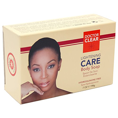 Doctor Clear Lightening CARE Body Soap 7oz (Lightening Facial Soap)