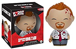 Funko Dorbz: Shaun Of The Dead-Shaun Colors May Vary Action Figure