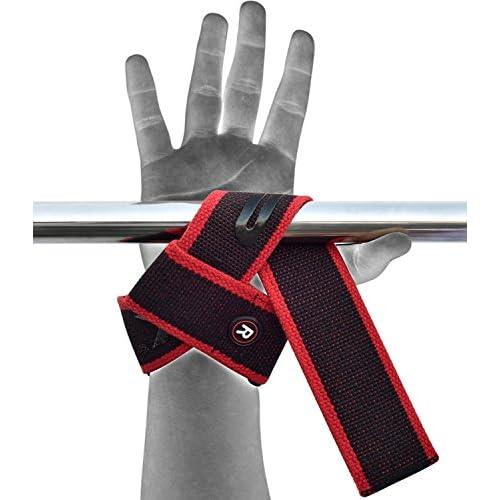 RDX Sangle Musculation Gym Fitness Poignet Support Crossfit Entraînement Haltérophilie