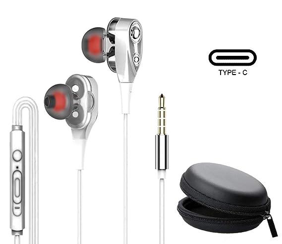 Auriculares compatibles con Xiaomi Mi 9 con microfono Deportivos ...
