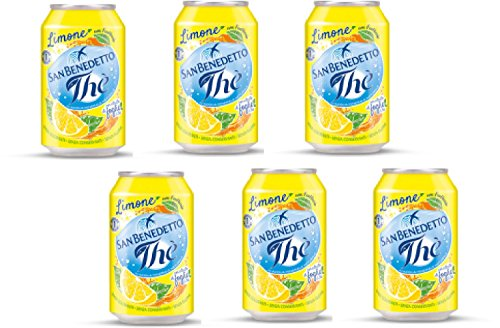 san-benedetto-the-al-limone-lemon-flavoured-tea-1115-fluid-ounce-330ml-packages-pack-of-6-italian-im