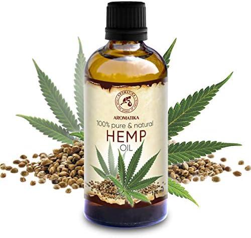 Hemp 100ml Natural Cannabis Sativa product image
