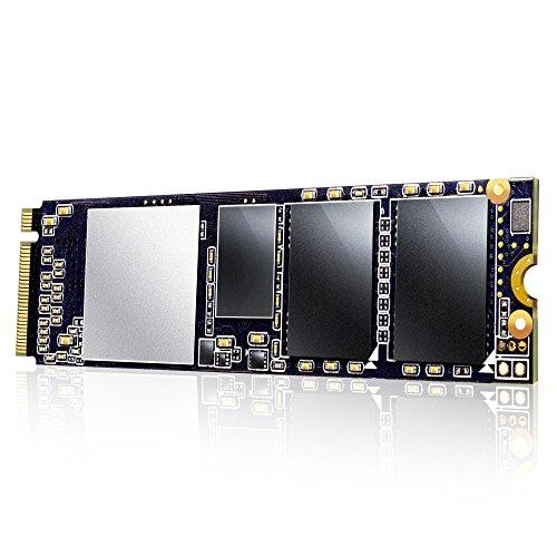 ADATA XPG SX6000 PCIe 256GB 3D NAND PCIe Gen3x2 M.2 2280 NVMe 1.2 R/W up to 1000/800MB/s Solid State Drive (ASX6000NP-256GT-C) by ADATA (Image #3)