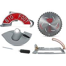 "Big Foot SK-1025KIT-1 Style 1 Beam Saw Adapter Kit, 10-1/4"""