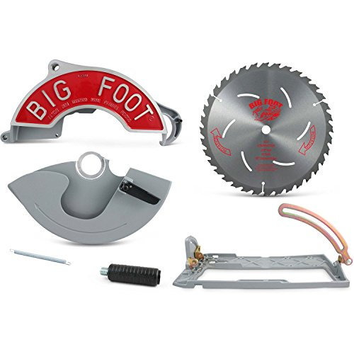 Big Foot SK-1025KIT-1 Style 1 Beam Saw Adapter Kit, 10-1/4 inch