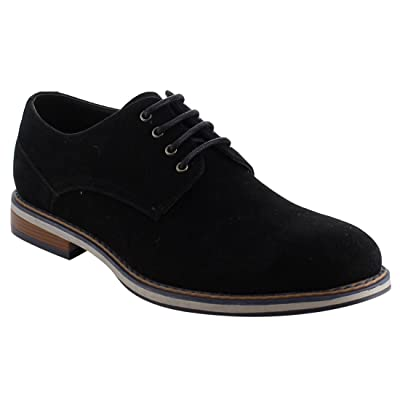 ARIDER Men's AG49 Casual Low Top Lace Up Office Oxfords | Oxfords