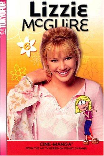 Lizzie McGuire Cine-Manga Volume 6: Mom's Best Friend & Movin' On Up (Lizzie Mcguire Best Friend)
