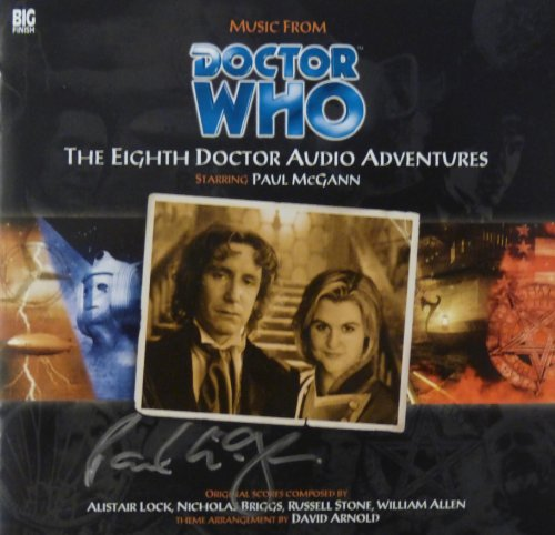 Music : Music From Doctor Who: Eighth Doctor Audio Adventures