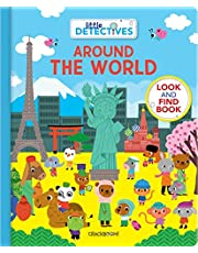 Little Detectives Around the World: A Look and Find Book