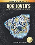 Dog Lover's Adult Coloring Book