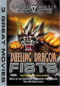 Dueling Dragon Fists [Import]