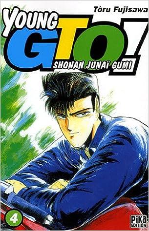 En ligne téléchargement gratuit Young GTO - Shonan Junaï Gumi Vol.4 pdf