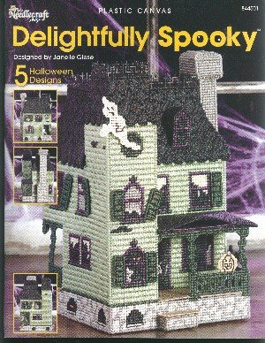 (Delightfully Spooky (plastic canvas, The Needlecraft Shop #844501))