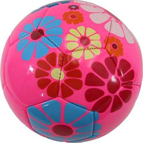 Vizari Blossom Soccer Ball, Pink/Blue, 3 (Best Soccer Cleats Reviews)