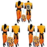 Mister Bear Dragon Ball Z Cosplay Disfraz Goku Cosplay Disfraz