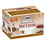 Grove Square Hot Cocoa, Milk Chocolate, 12 Single Serve Cups (Pack of 3) by Grove Square Hot Cocoa