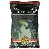Tropimix 80662 Formula for Large Parrots-2 Kg, 4.41-Pound