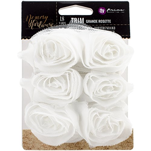 Rosette Trim - Prima Marketing Memory Hardware Rosette Trim 2