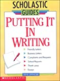 Putting It in Writing, Steven Otfinoski, 0606185917